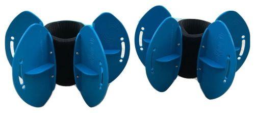 Aqualogix Max Resistance Blue Fins