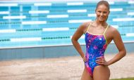 Funkita Ladies Strapped in One Piece Cosmos