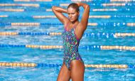 Funkita Ladies Diamond Back One Piece Feather Fiesta