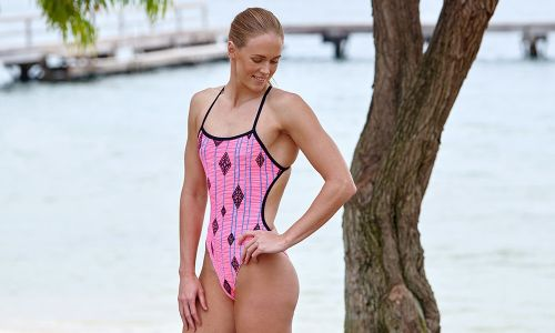 Funkita Ladies Twisted One Piece Flying High