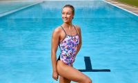 Funkita Ladies Strapped in One Piece Water Garden