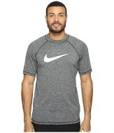 Nike Solid Heather UV Hydroguard (Black)