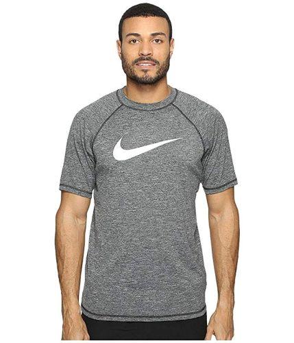Nike Solid Heather UV Hydroguard (Black)