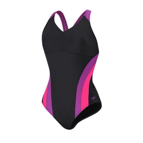 Speedo Endurance+ Flow Active Blazing Pink Suit