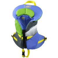 Stohlquist Infant Lifejacket (Blue & Pink)